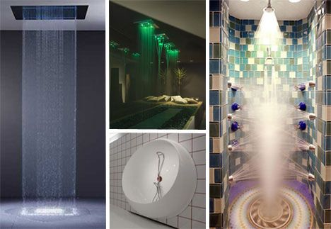Sexy shower ideas