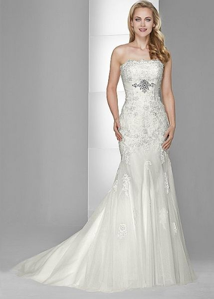 Florence Wedding Dress By Julian Adam Berketex Bride