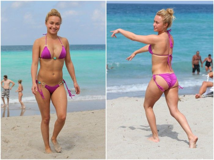 Hayden Panettiere Body Measurements Actresses
