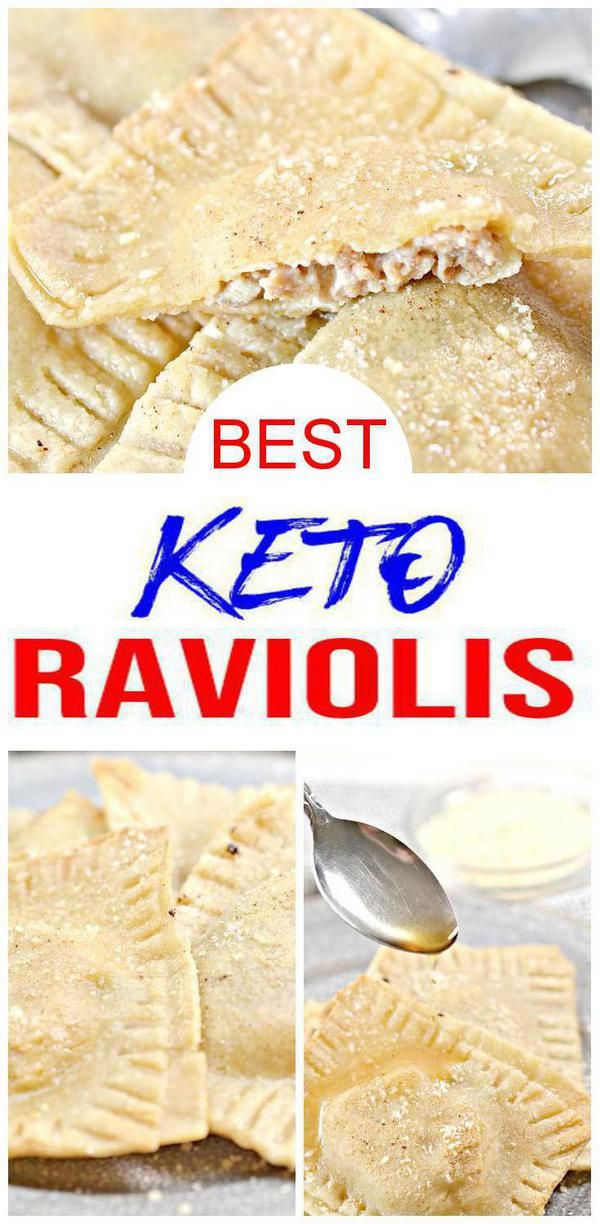 BEST Keto Raviolis! Low Carb Pasta Raviolis Idea – Homemade – Quick & Easy Ketogenic Diet Recipe – Completely Keto Friendly #thanksgivingfood