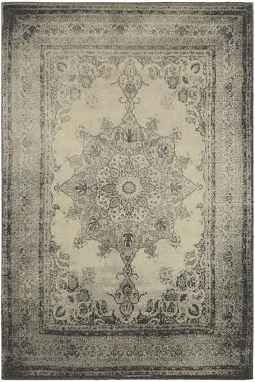 Insignia Area Rug - Traditional Rugs - Machine-Made Rugs