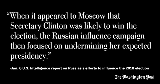 The 11 most important lines from the new intelligence report on Russia's hacking