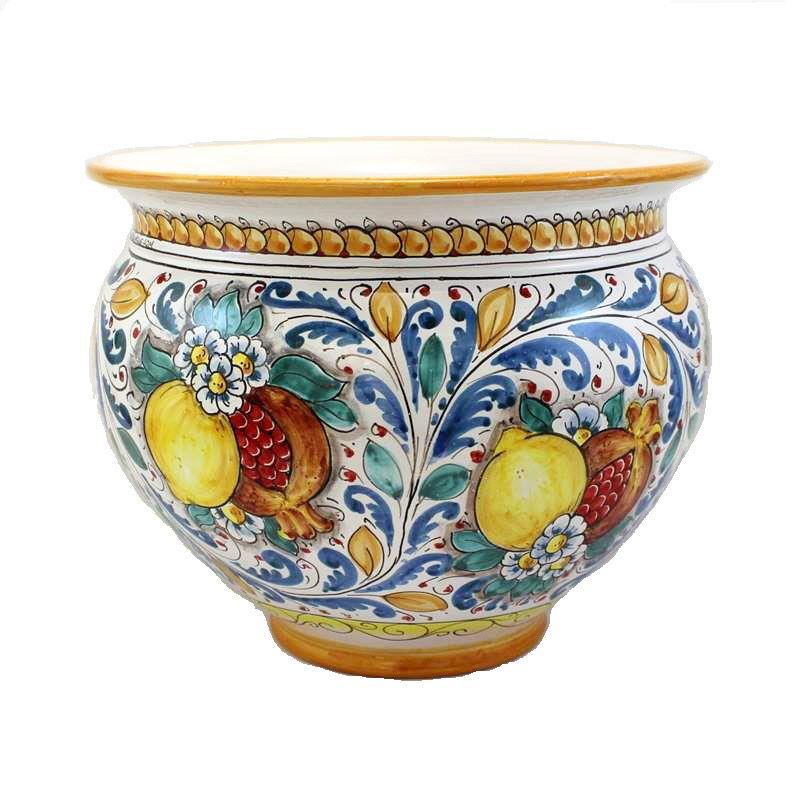 Oggetti Ceramica Di Caltagirone.Portavasi Archivi Ceramiche Di Caltagirone Sito Ufficiale