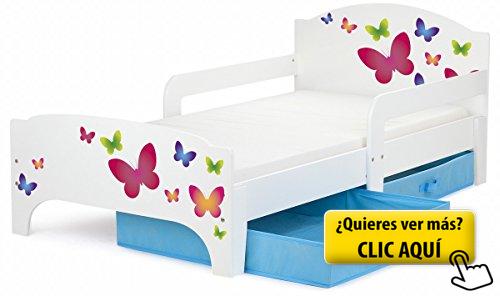 cama infantil colchn cm con cajones cama
