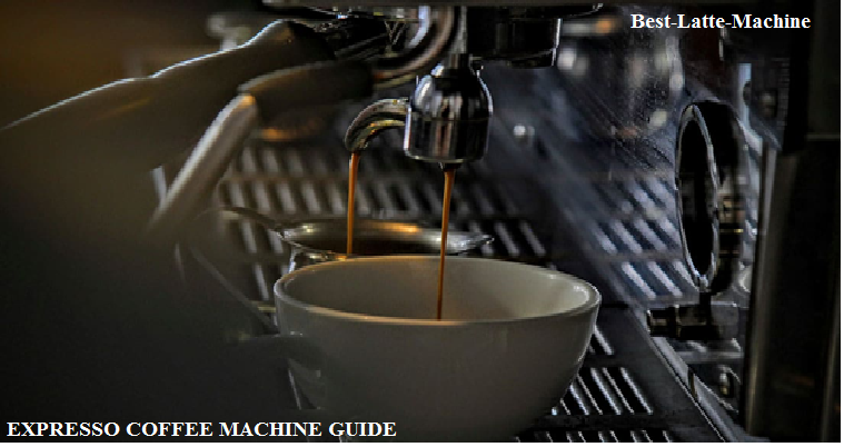 Presentation and advantages of the espresso coffee machine