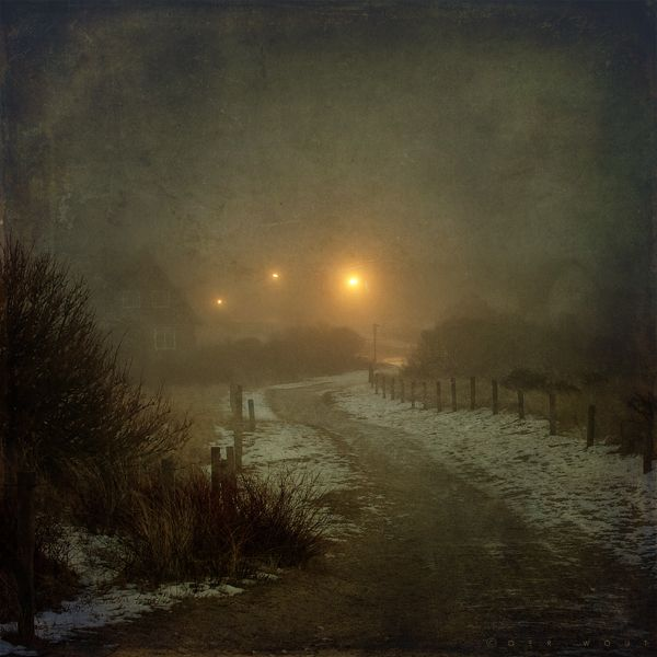 Between light and darkness / Oer-Wout