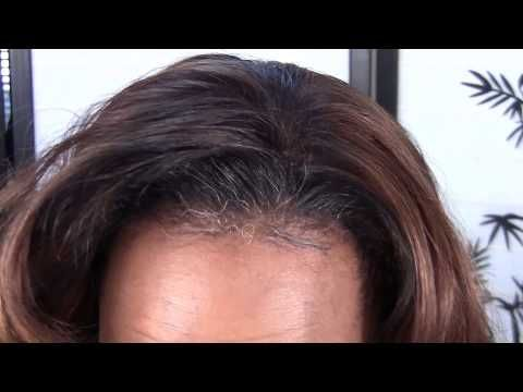 How To Repair Your Lace Wig Hairline Hair Care Styles Hair
