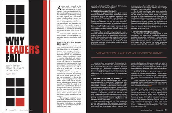 46 creative magazine spread design layout ideas for your page - Publication Design Ideas