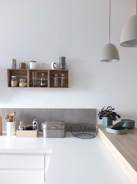 9 einfache IKEA-Hacks für mehr Ordnung zu Hause Ikea hack - ordnung in der küche