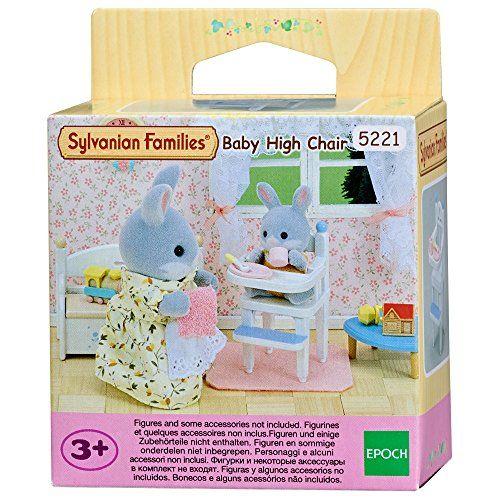 Sylvanian FAMILIES bébé chaise haute meubles poupées 5221