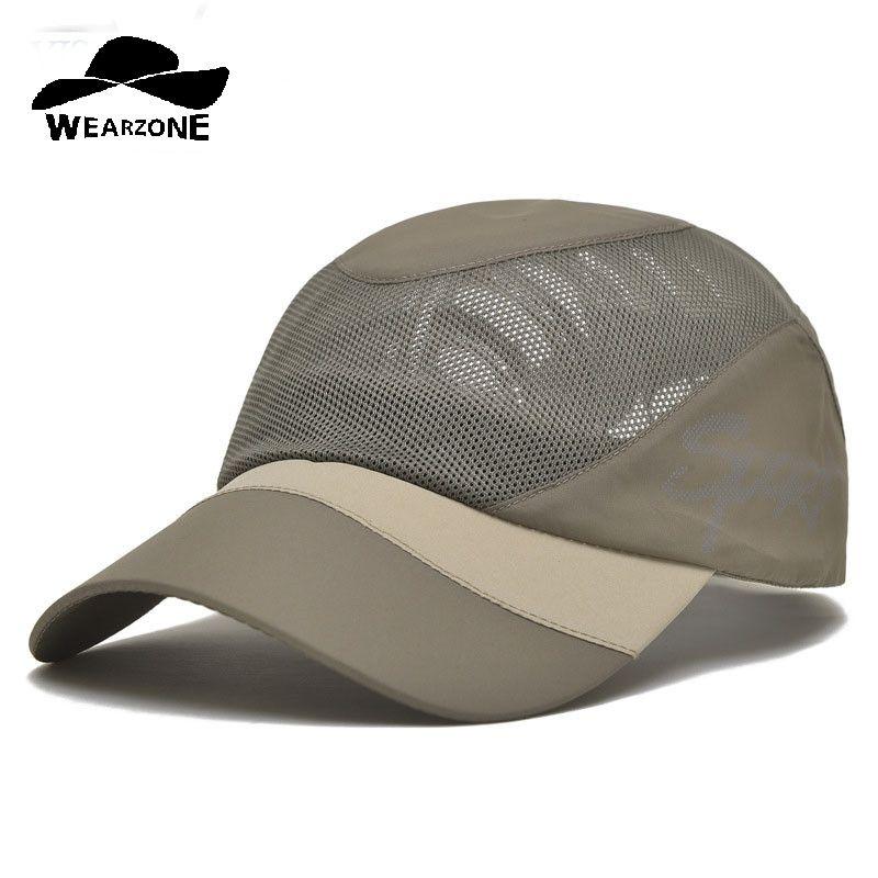 >> Click to Buy << 2017 Spring snapback quick dry summer women sun hat bone breathable mesh Cap casual sports mesh men Baseball caps #Affiliate