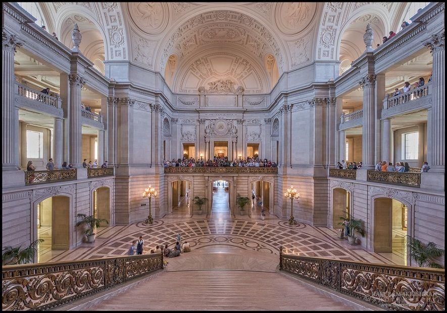 San Francisco Capitol Interior Google Search Rr Hub