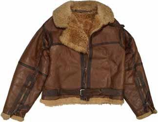 BRITISH WWII RAF IRVIN FLIGHT JACKET. | RAF flight jacket | Pinterest