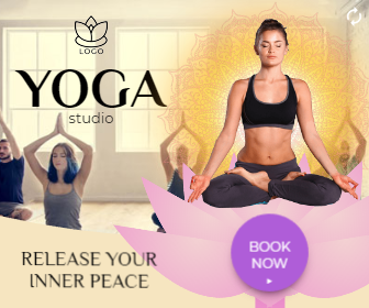 Yoga Banner Ad Templates Html5 Animated Gwd Banner Ads Banner Yoga