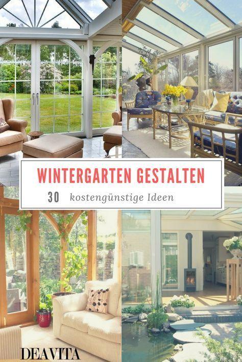 Das Bauen und Einrichten eines Wintergartens muss auch nicht - auswahl materialien terrassenuberdachung
