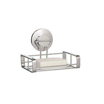 Bathroom accessories briscoes everloc 8kg soap holder