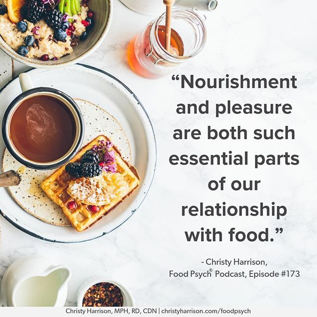 Diet Culture Preaches That Foods Sole Purpose Is To Fuel Us