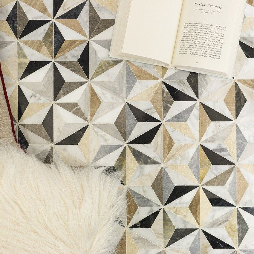 Phantasm Marble Tile | Tilebar.com | Restaurant Concept - Vintage ...