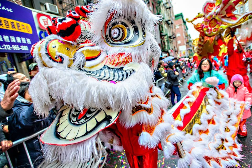 Chinese Lunar New Year Parades and Celebrations for NYC