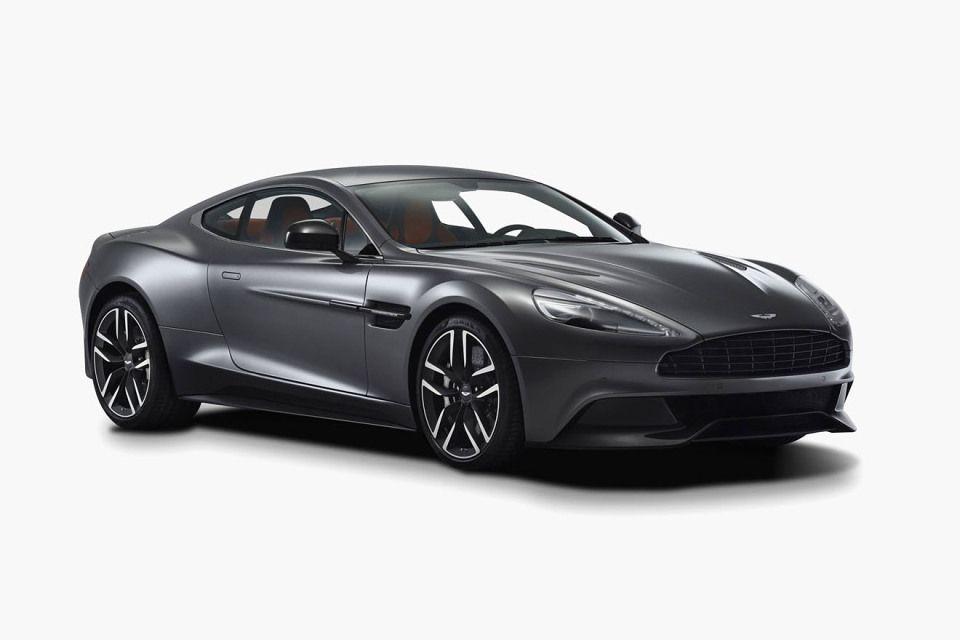 Aston Martin Unveil Vanquish Aston Martin Aston Martin - How much are aston martin