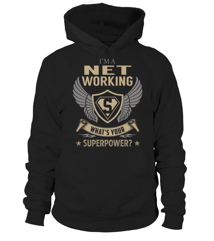Net Working SuperPower #NetWorking