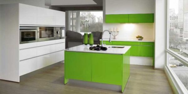 Muebles de cocina economicos dise o de la cocina Disenos de cocinas pequenas y economicas