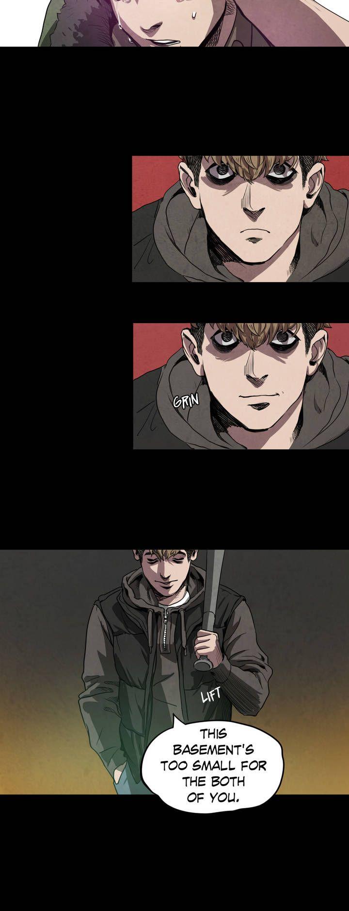 Killing stalking manga에 있뚔 핀