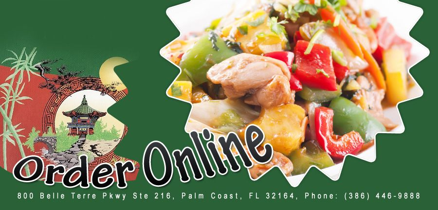 Bamboo Creek China Bistro - Palm Coast - FL - 32164 - Menu - Chicken, Chinese, Seafood - Online Food in Palm Coast