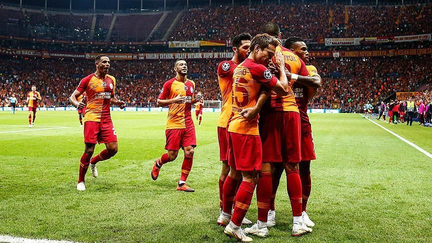 Champions League Galatasaray 2021