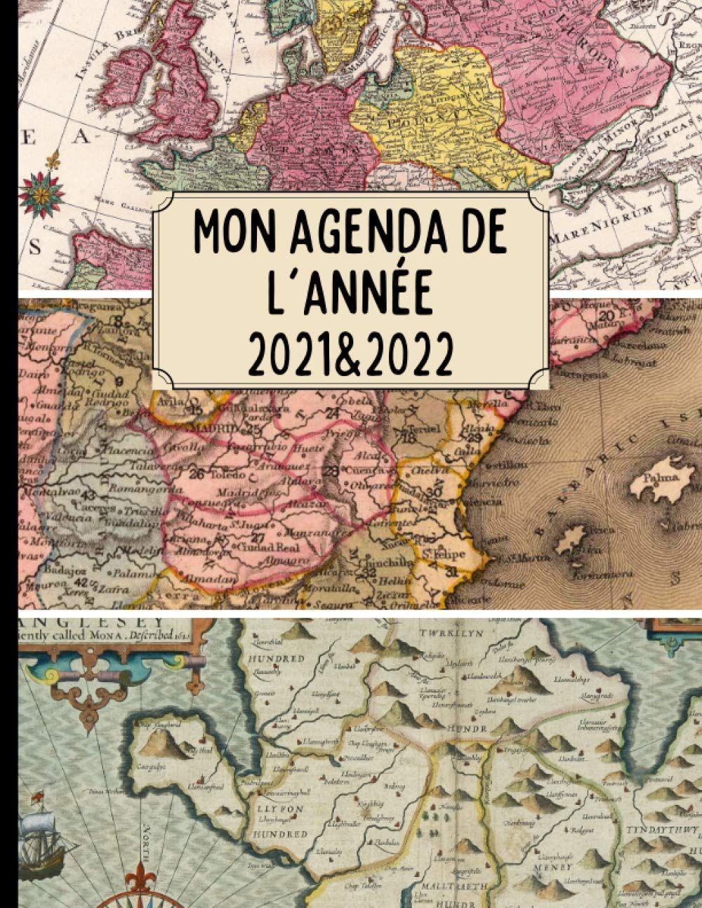 Mon Agenda De L Annee 2021 2022 Books Movie Posters Poster