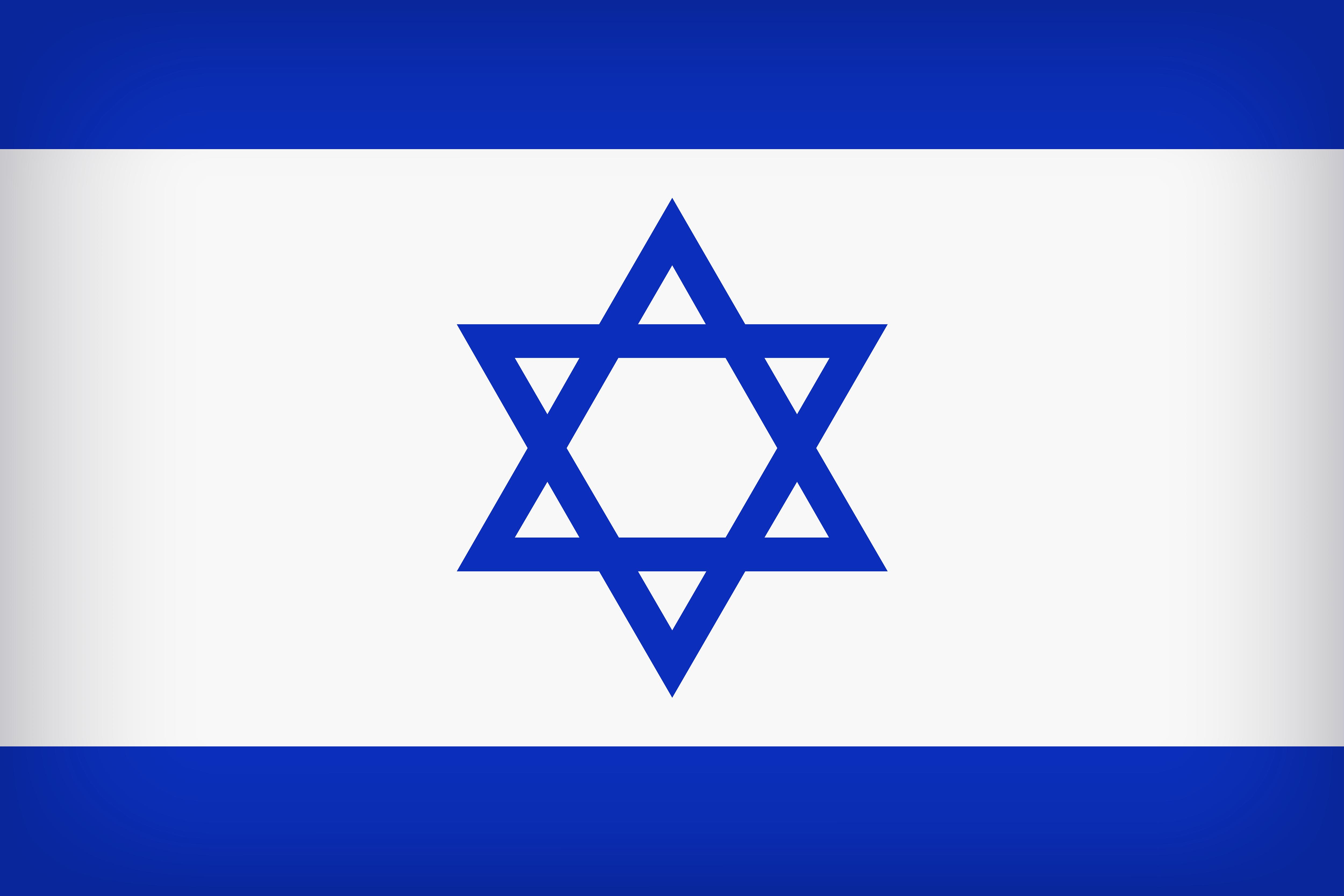 Israel Large Flag Flag Flag Tag National Flag
