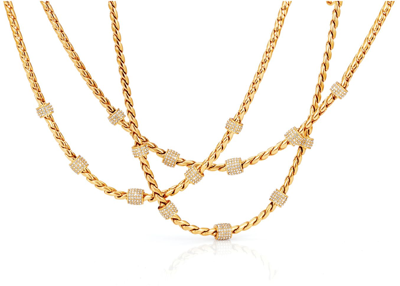 Meridian necklaces--pretty