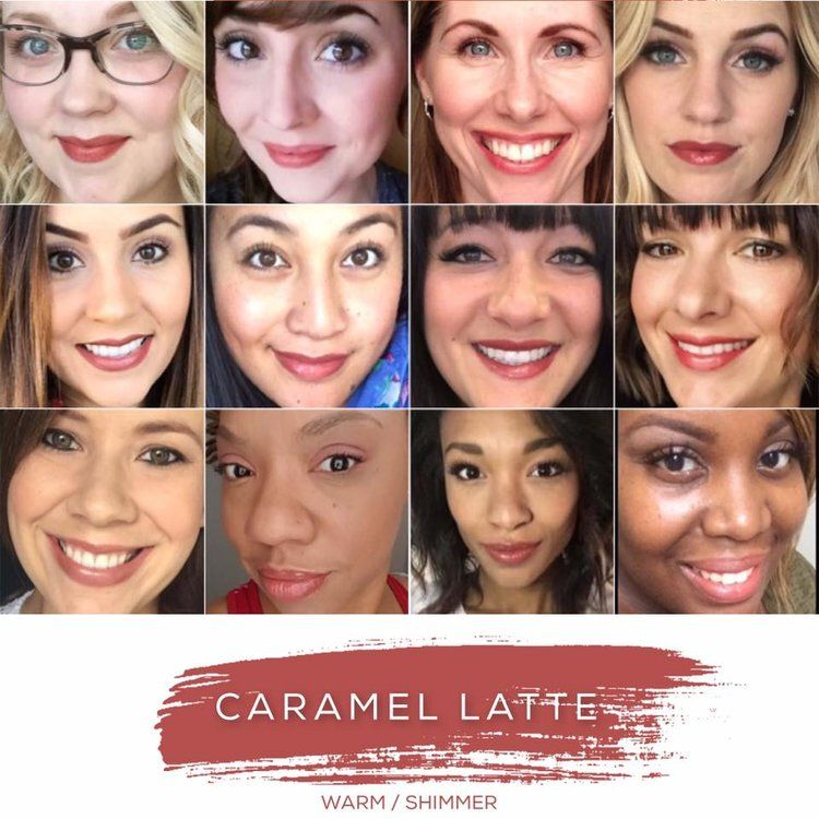 Caramel Latte LipSense Lasts Up To 18 Hours, It Is