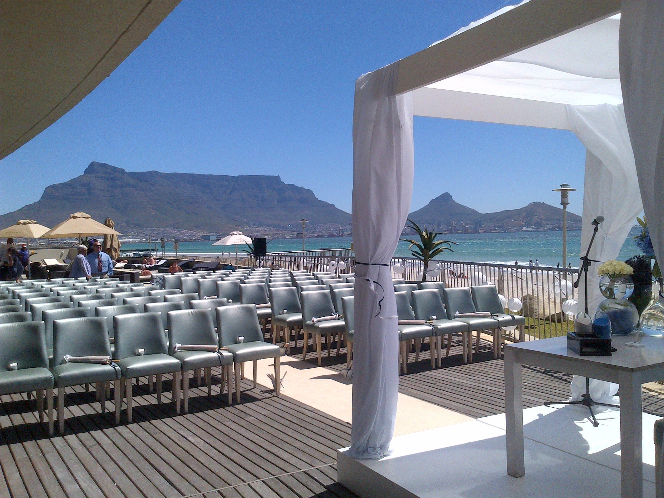 Beach Weddings At Lagoon Hotel