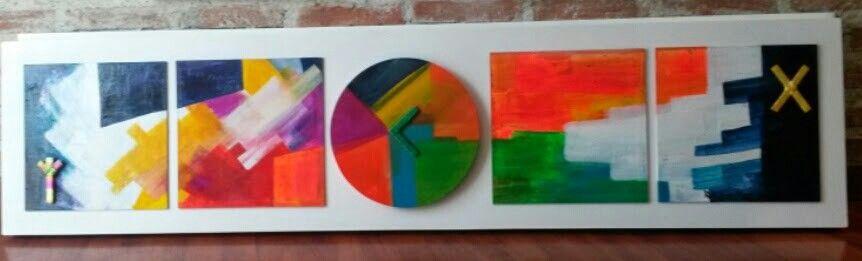 Serie geometrico colorista III