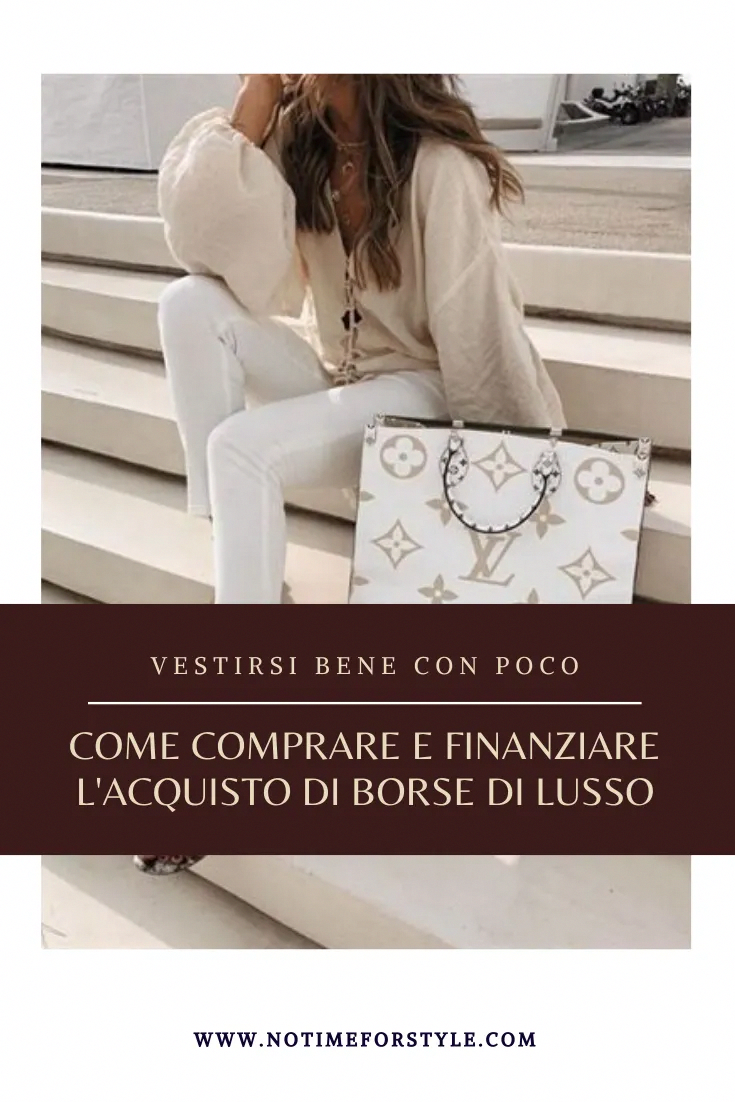 Borse Griffate Usate E Nuove Come Finanziarle Come Risparmiare E Investire In Modo Intelligente In Borse Chanel Gucc Bags Designer Bags Dress Stores Near Me