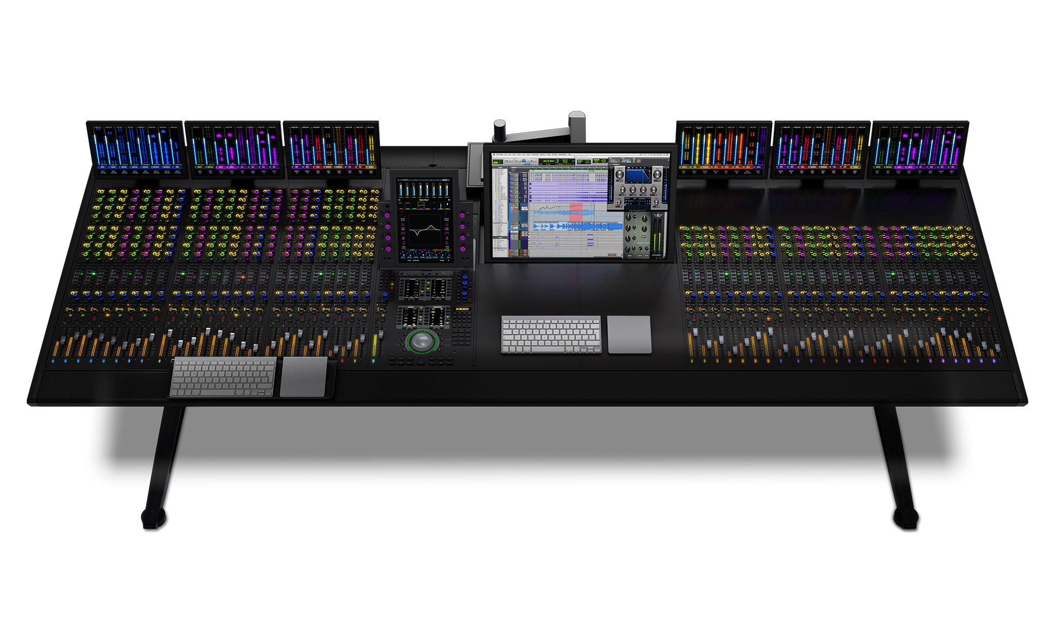 Avid s6 music software audio design recording studio