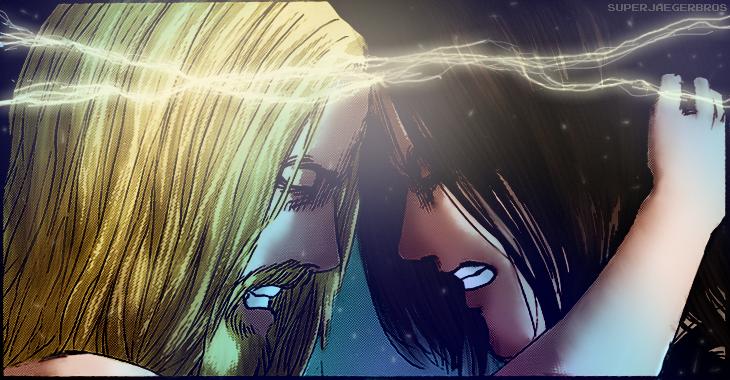 Chapter 120 Eren And Zeke Jaeger Attack On Titan Meme Attack On Titan Art Attack On Titan Series
