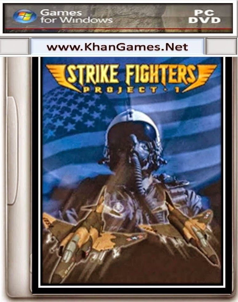 Strike Fighters Project 1 Game Size: 87 16 MB System