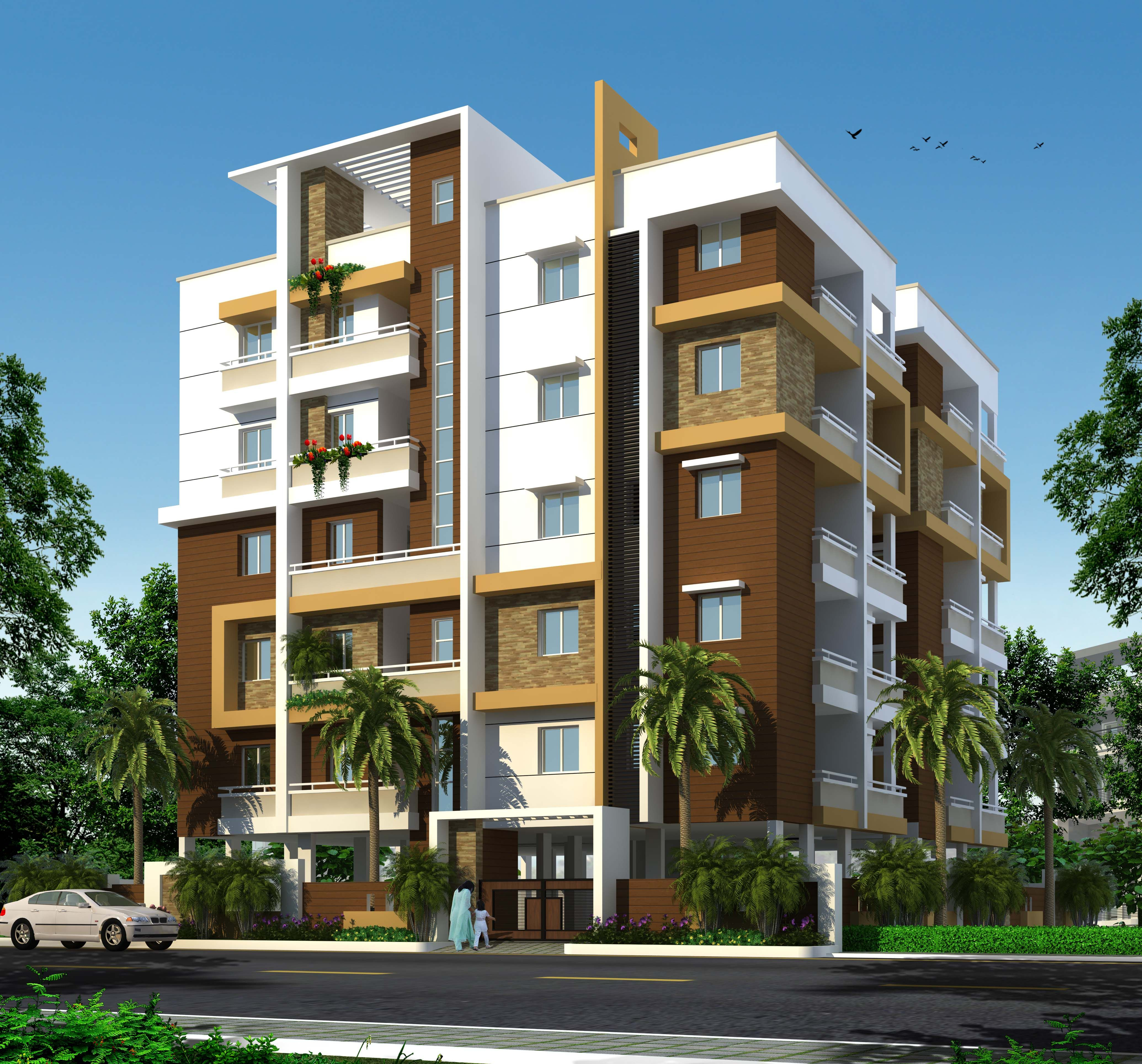 apartments designed by architects in bangalore Google
