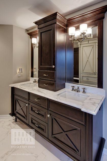 Traditional bath by drury design kitchen bath studio - Drury design kitchen bath studio ...