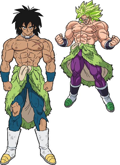 キャラクター/CHARACTER|ドラゴンボール超 ブロリー