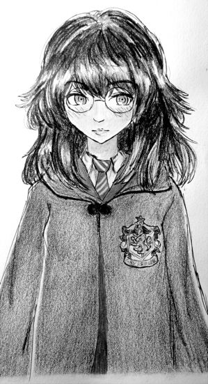 Harriet Girl Harry Potter By Nek0rashi On Deviantart Fem Harry Potter Female Harry Potter Fem Harry
