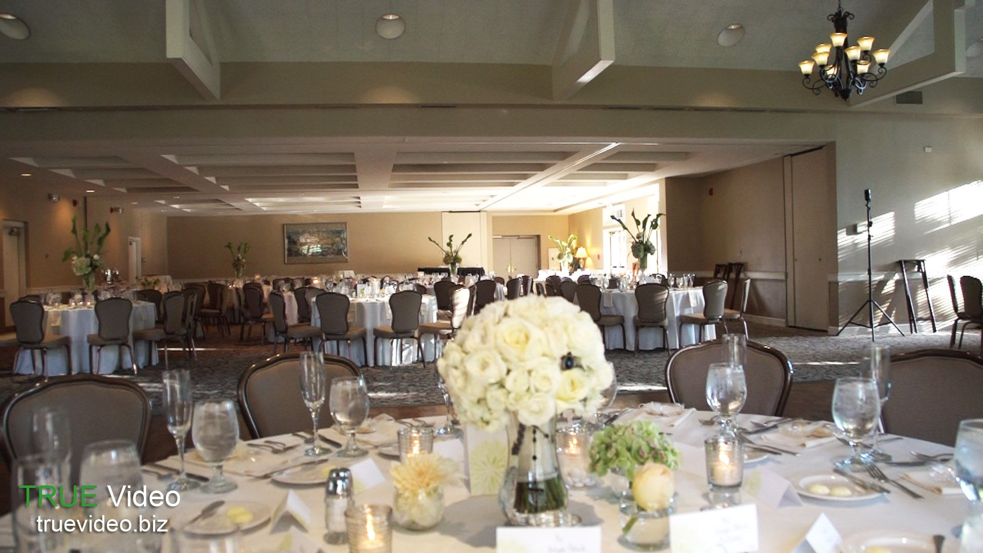 Beautiful Wedding Reception Venue In Columbus Ohio At Brookside Golf