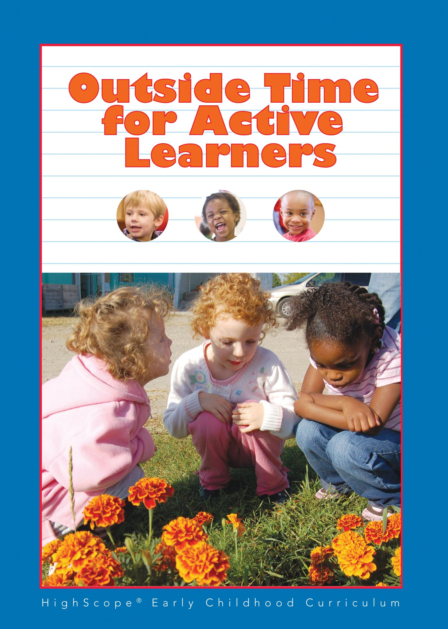 Outside Time For Active Learners DVD This Media Program Shows How