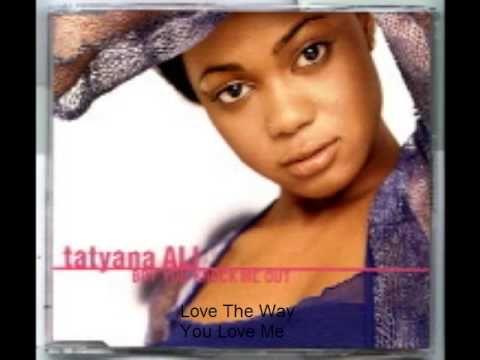 Tatyana Ali Love The Way You Love Me Tatyana Ali Knock Knock