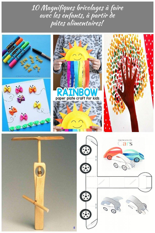 Activités À Faire À La Maison activité enfants - bricolage - petits papillons fait maison