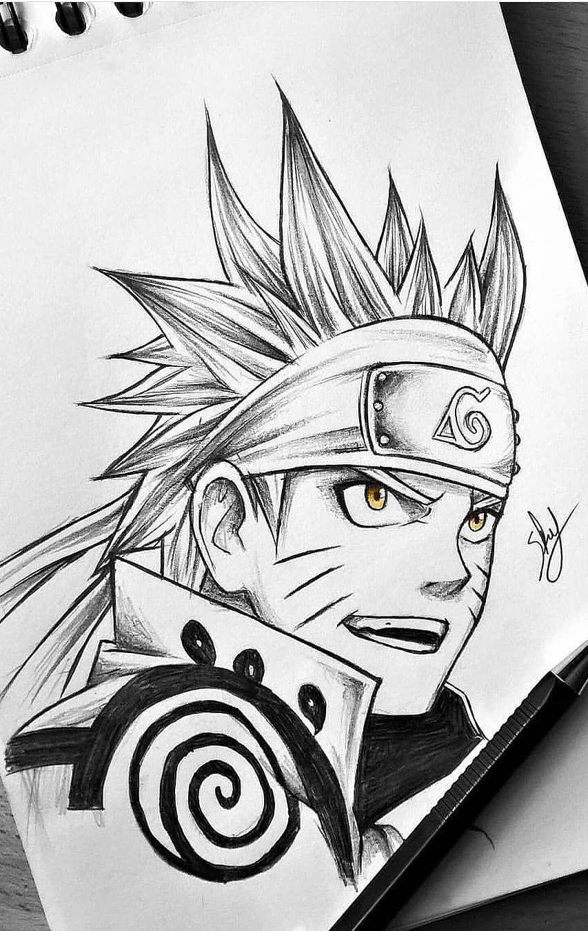 Beginner Guide To Drawing Manga 38 Drawing Manga Ideas And Images Page 15 Of 38 Drawingsday Com Best Drawing Blog Desenhos De Anime Desenho De Rosto Naruto Desenho