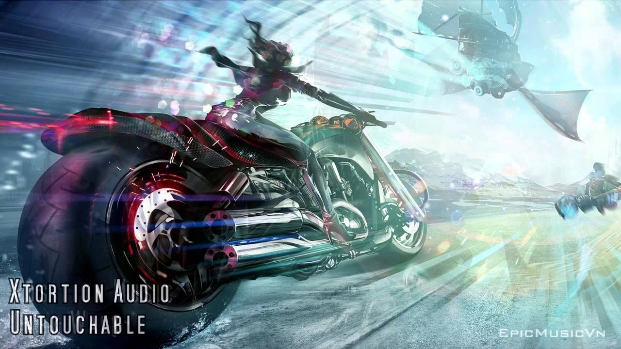 Epic Music Mix Into The Darkness EpicMusicVn Biker
