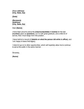 Political Resignation Letter Leave Application Related Keywords